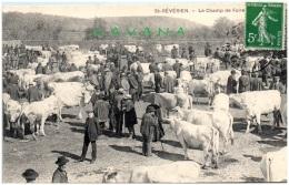 58 SAINT-REVERIEN - Le Champ De Foire - Other Municipalities