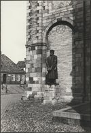 Hans Tausen, Ribe Domkirke, Jylland, C.1950s - HBH Foto Postkort - Denmark