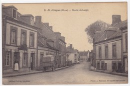 Orne - Notre-Dame-d'Aspres - Route De L'Aigle - France