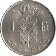 1 FRANC BELGE - 1993-...: Albert II