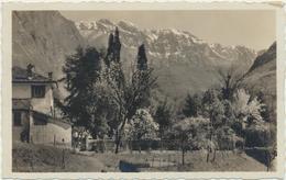 Mte.Generoso Vu Depuis Lugano - TI Tessin