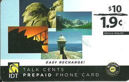IDT: Go Clear - Talk Cents - Vereinigte Staaten