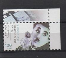 LOT 683 - ALLEMAGNE  N°  2051 ** - CINEMA :  CELEBRITE CHARLIE CHAPLIN - Cinema