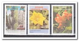 Ecuador 1998, Postfris MNH, Cacti, Plants - Ecuador