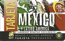 IDT: Go Clear - México Y Latino America - Vereinigte Staaten