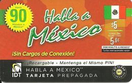 IDT: Go Clear - Habla A México - Vereinigte Staaten