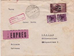 Brief In Die Schweiz (br3724) - Storia Postale