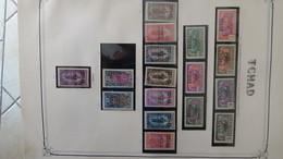 Collection Togo, Tchad + Tunisie Anciennes Colonies Françaises Tous états+ Récents. Port Offert à Partir De 50E D'achats - Timbres