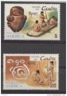 Cuba 1989 Prehistory Prehistoire  Culture TAINO - Préhistoire