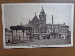 Braine L'Alleud, Grand Place --> Beschreven 1938 - Braine-l'Alleud