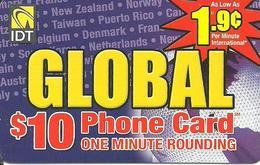 IDT: Global - Vereinigte Staaten