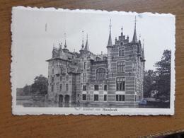 Kasteel Van Humbeek --> Beschreven 1953 - Grimbergen