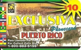 IDT: UTA Exclusive - Puerto Rico 05.2003 - United States