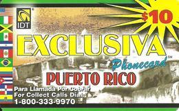 IDT: UTA Exclusive - Puerto Rico 3 Month - Sonstige