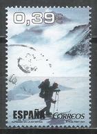 Spain 2007. Scott #3515b (U) Skier, Scene From Television Show ''Al Filo De Lo Imposible'' * - 2001-10 Oblitérés