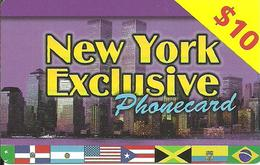IDT: UTA Exclusive - New York - Vereinigte Staaten