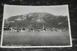 2286     Lecco, Panorama Sfondo Il Resegone - Lecco