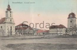 Slovakia - Brezno - Kossuth Lajos - Ter - Slovakia
