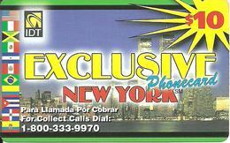 IDT: UTA Exclusive - New York By Night - Vereinigte Staaten