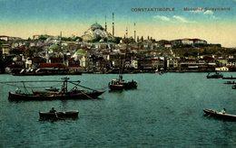Constantinople / Istanbul  MOSQUEE AULEYMANIE    Turquie    TURQUIA - Turquia