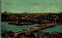 Constantinople / Istanbul  NOUVEAU PONT    Turquie    TURQUIA - Turquia