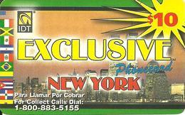 IDT: UTA Exclusive - New York 02.2005 - Vereinigte Staaten
