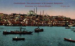 Constantinople / Istanbul     Turquie    TURQUIA - Turquia