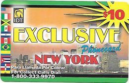 IDT: UTA Exclusive - New York 3 Month, Rs UTA Logo Big - Vereinigte Staaten