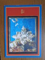 Speelkaarten / Schilderij --> Onbeschreven - Cartes à Jouer