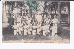 LANNION - STADE LANNIONNAIS (1910) - GROUPE DE PUPILLES - 22 - Lannion