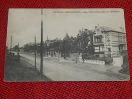 MONT-SUR-MARCHIENNE  -  Les Villas, Chaussée De Charleroi - Charleroi