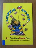 Speelkaarten / Familien Spiele Fest, Leipzig --> Onbeschreven - Cartes à Jouer