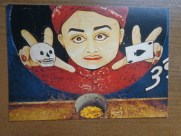 Speelkaarten / Indian Iternant Circus, The Game -> Onbeschreven - Cartes à Jouer