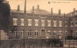 Ciney - Institut De L'Enfant Jésus (1925, Photo A. Puffet) - Ciney