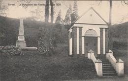 Herent (Leuven), Le  Monument Des Combattants De 1830 ,( Kapel ,chapelle) - Herent