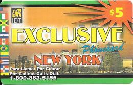 IDT: Exclusive - New York 08.2005 - Vereinigte Staaten