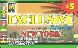 IDT: UTA Exclusive - New York 09.2003 - Vereinigte Staaten