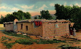 A Bit Of Old New Mexico - Etats-Unis