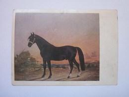 Russian Art Sverchkov Horse - Chevaux