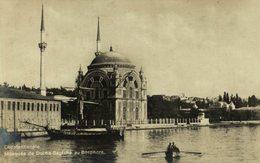 Constantinople / Istanbul  MOSQUEE DE DOLMA BAGTCHE AU BOSPHORE  Turquie    TURQUIA - Turquia