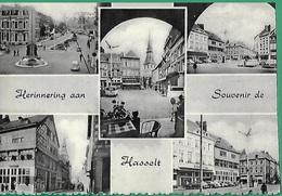! - Belgique - Hasselt - Herinnering Aan ... (Souvenir De ...) - Hasselt