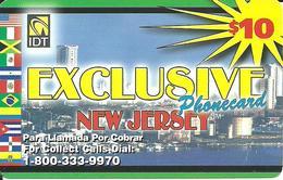 IDT: UTA Exclusive - New Jersey - Vereinigte Staaten