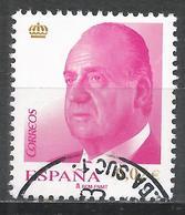 Spain 2008. Scott #3533 (U) King Juan Carlos I * - 2001-10 Oblitérés