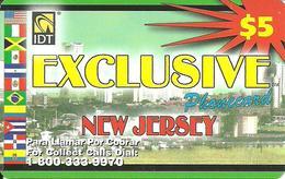 IDT: UTA Exclusive - New Jersey, Pin Upper Part - Vereinigte Staaten