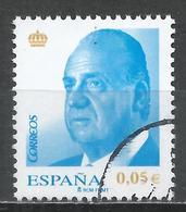 Spain 2008. Scott #3534 (U) King Juan Carlos I * - 2001-10 Oblitérés