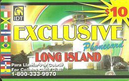 IDT: UTA Exclusive - Long Island - Vereinigte Staaten