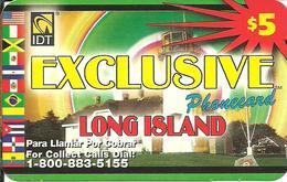 IDT: UTA Exclusive - Long Island 12.2004 - Vereinigte Staaten