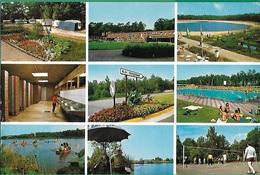 """! - Belgique - Houthalen - Domein """"Hengelhoef"""" - Attractiepark (Parc D'attractions) - Camping En Zwembaden (Piscine) - Houthalen-Helchteren"""