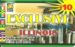 IDT: UTA Exclusive - Illinois - United States