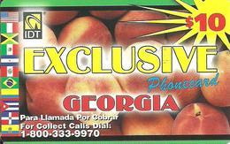 IDT: UTA Exclusive - Georgia - Vereinigte Staaten